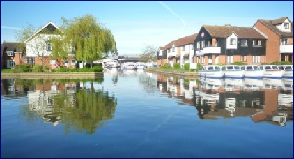 The Norfolk Broads Wroxham